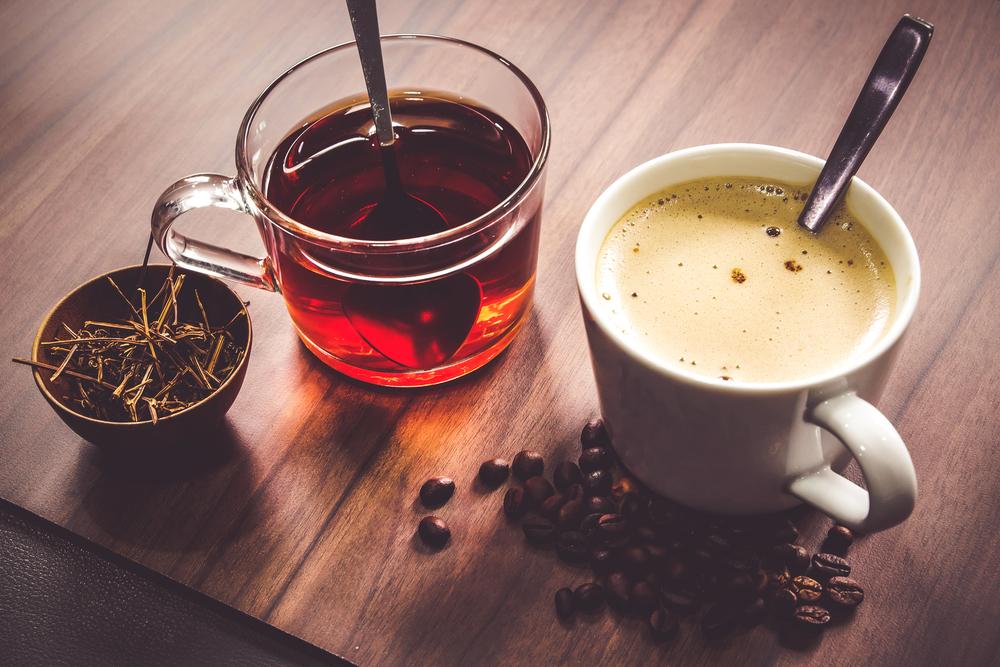 Любовь к чаю или кофе передается по наследству