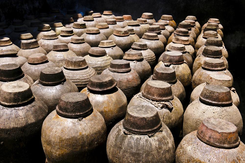 В Китае обнаружили рисовое вино 2000-летней давности