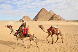 Археологи обнаружили древний пандус для строительства пирамиды Хеопса