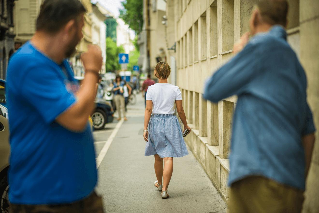 Испания, Германия, США: страны, в которых женщины чаще всего подвергаются харассменту