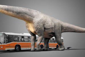 ТОП-10 самых маленьких и самых больших динозавров