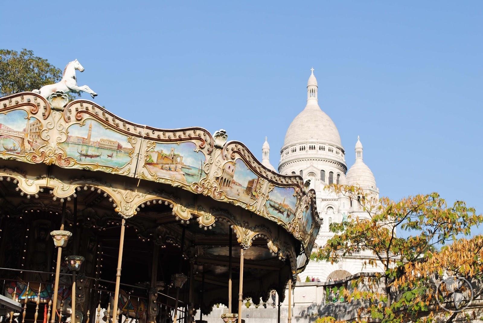 Дешевый Париж Дешевый Париж: как прожить в столице роскоши насыщенный день за 40 евро 2 Paris karusel Amelie Montmartre Avtor raphanomundo
