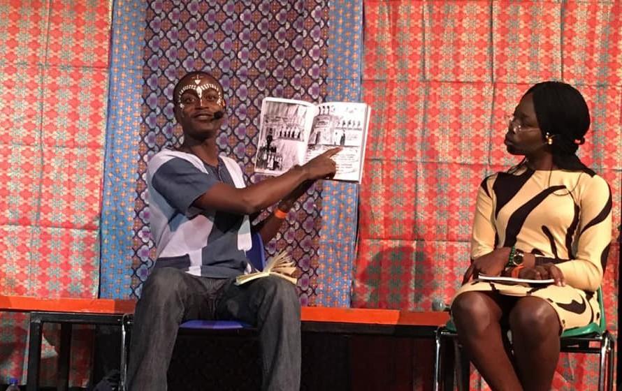 Правда в одеждах сказки: в Кении прошел фестиваль рассказчиков