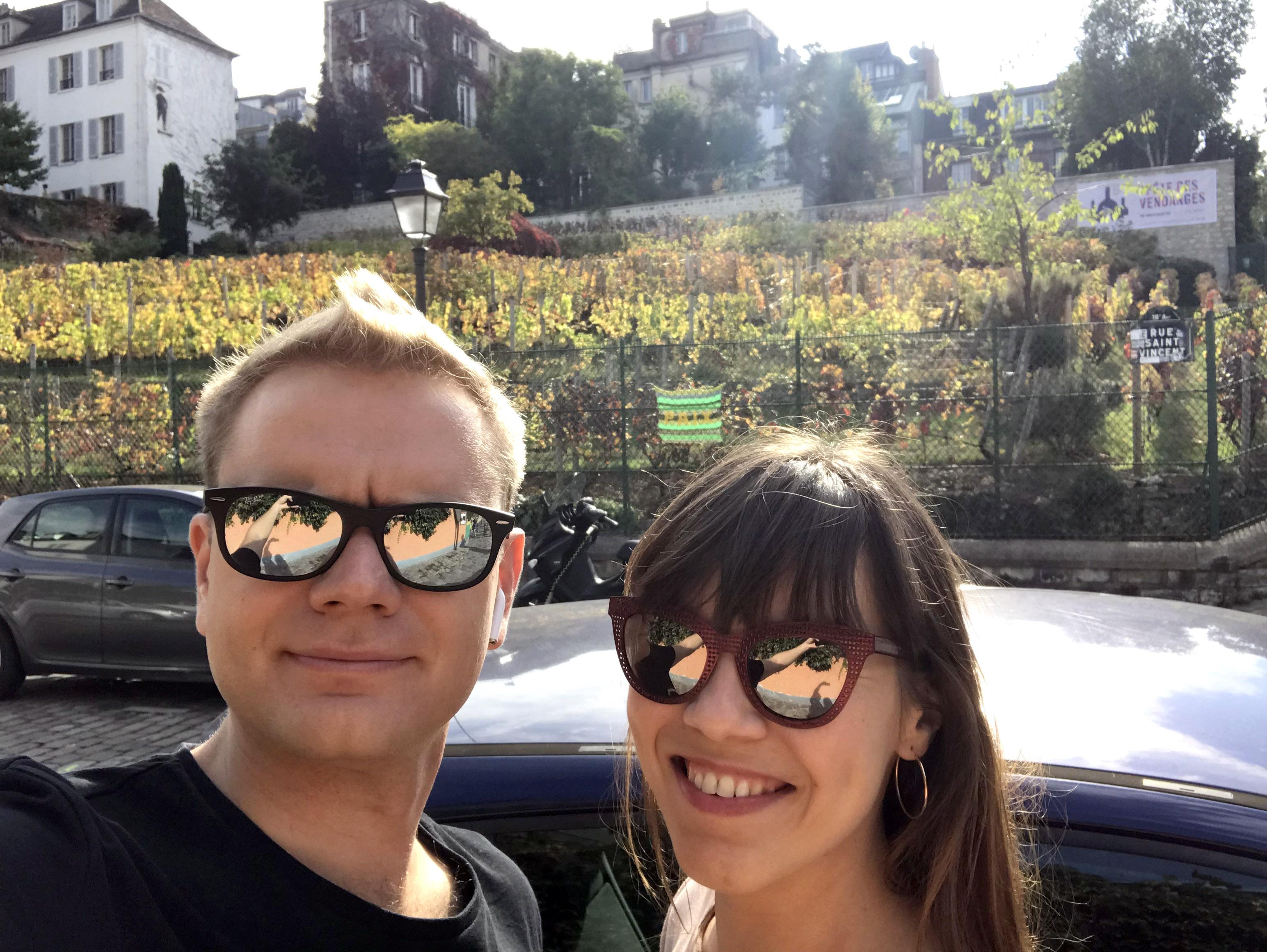 Дешевый Париж Дешевый Париж: как прожить в столице роскоши насыщенный день за 40 евро 5 Vinogradniki Monmartra