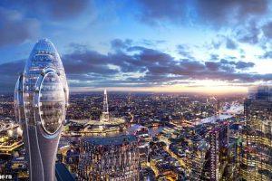 Первым делом - самолеты: небоскреб-тюльпан в Лондоне может не появиться