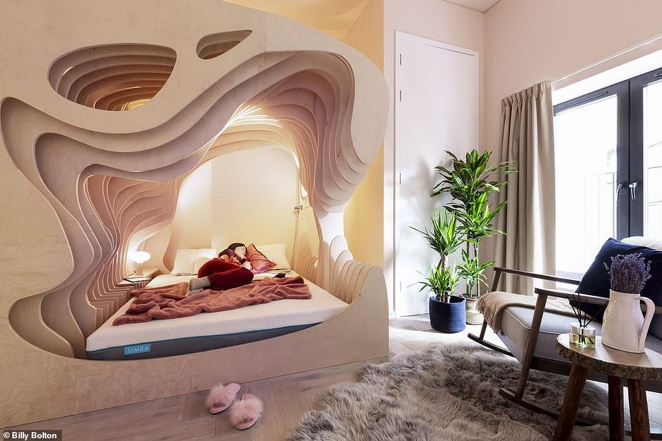 Спать как младенец: в Лондоне предлагают переночевать в