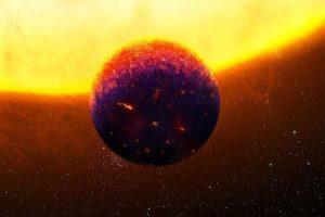 Астрономы нашли три планеты, усеянные драгоценными камнями