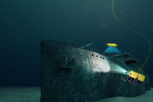 В 2019 начнут продавать билеты к затонувшему «Титанику»