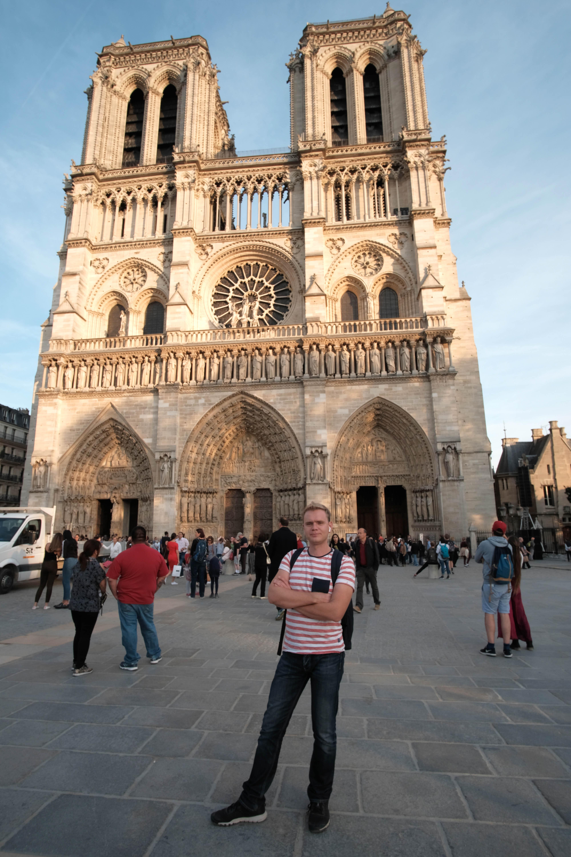 Дешевый Париж Дешевый Париж: как прожить в столице роскоши насыщенный день за 40 евро Notr Dam