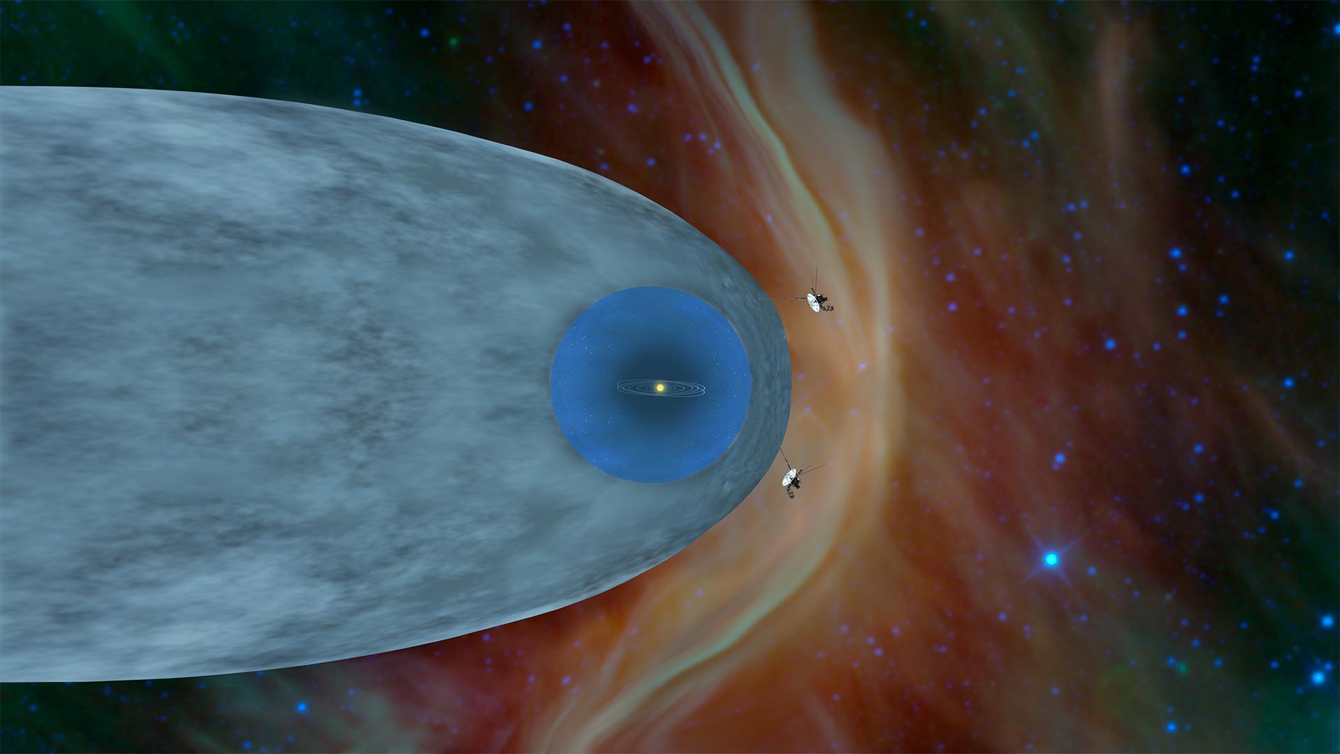 «Вояджер-2» вышел в межзвездное пространство: NASA