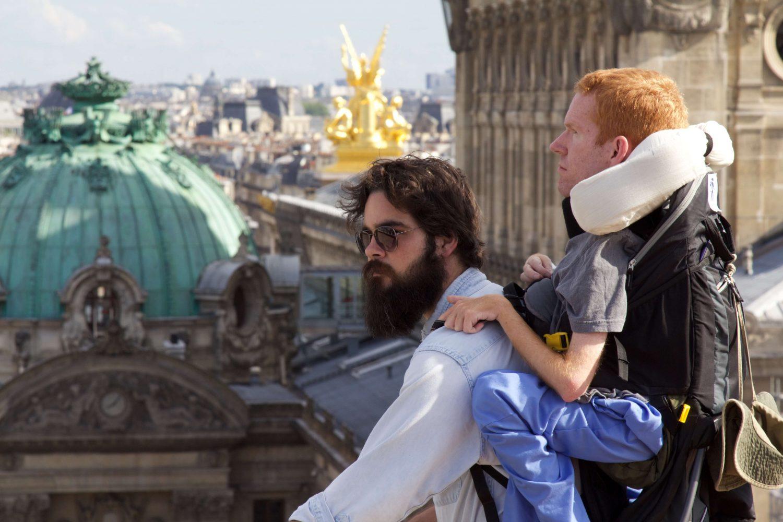 Человек в рюкзаке: пятеро парней осуществили мечту друга о путешествиях