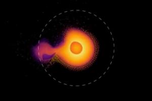 Как Уран оказался на боку: версия астрофизиков