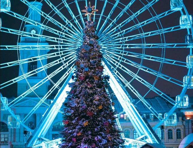 Куда пойти 31 декабря  в Киеве