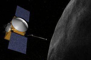 Зонд NASA подлетел к астероиду Бенну на расстояние 5 км