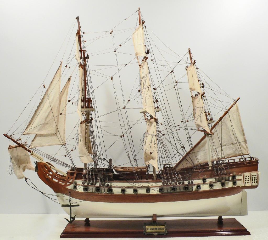 В Великобритании нашли легендарный корабль XVIII века