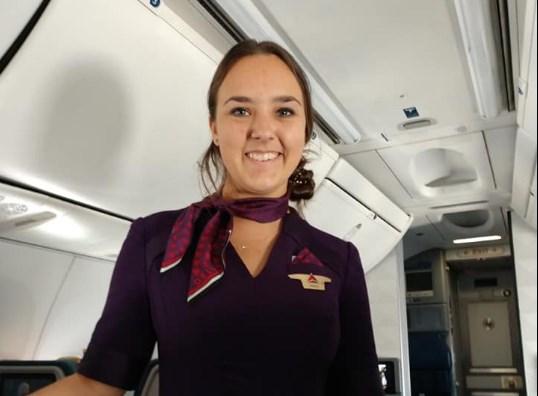Мужчина два дня провел в самолетах, чтобы отпраздновать Рождество с дочкой-стюардессой