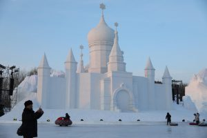 Остров солнца и мороза: в Харбине откроется 35-й Фестиваль льда и снега