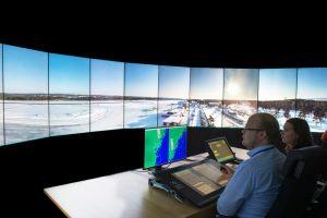 В британском аэропорту появилась первая виртуальная диспетчерская