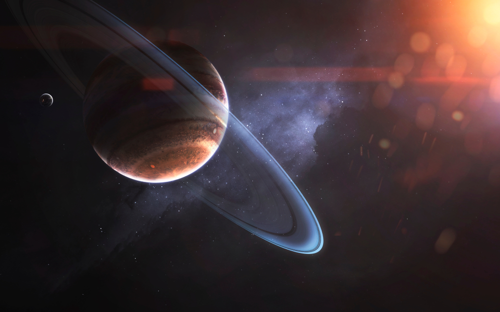 Кольца Сатурна могут исчезнуть.Вокруг Света. Украина