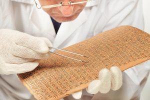 Ученые создают автоматический переводчик клинописи