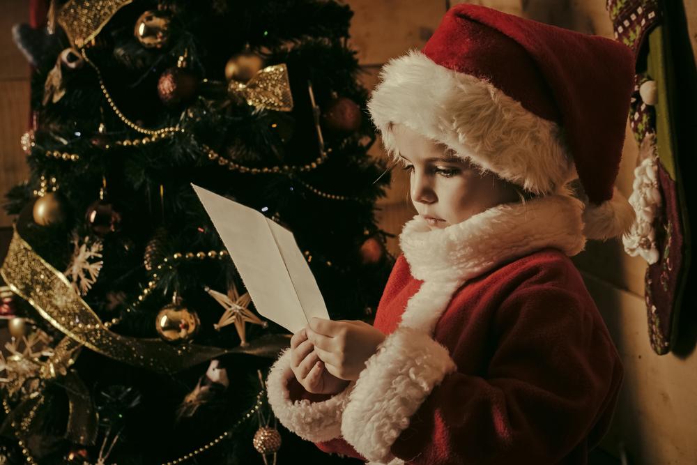 Психологи выяснили, в каком возрасте дети теряют веру в Деда Мороза.Вокруг Света. Украина