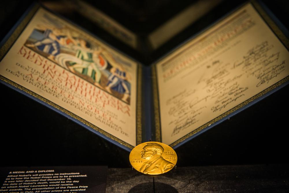 Топ-10 фактов о Нобелевской премии.Вокруг Света. Украина