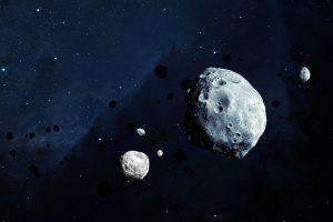 На астероиде, угрожающем Земле, нашли следы воды