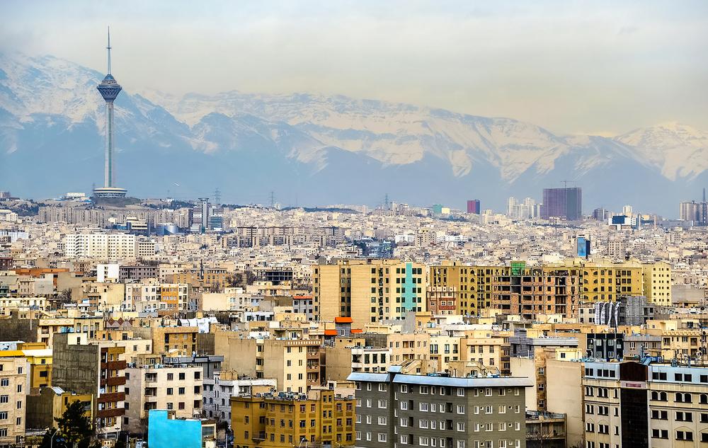 Столица Ирана уходит под Землю