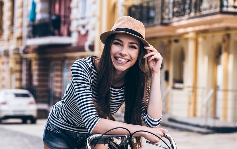 Психологи выяснили, от чего зависит ширина улыбки