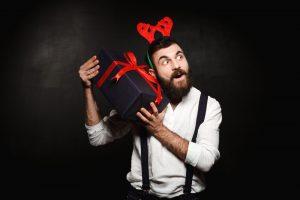 В Британии открылась ярмарка ненужных рождественских подарков
