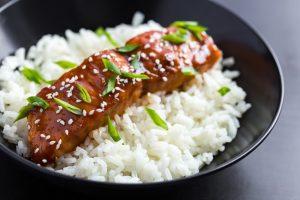 Кухни мира: форель в соево-медовом маринаде