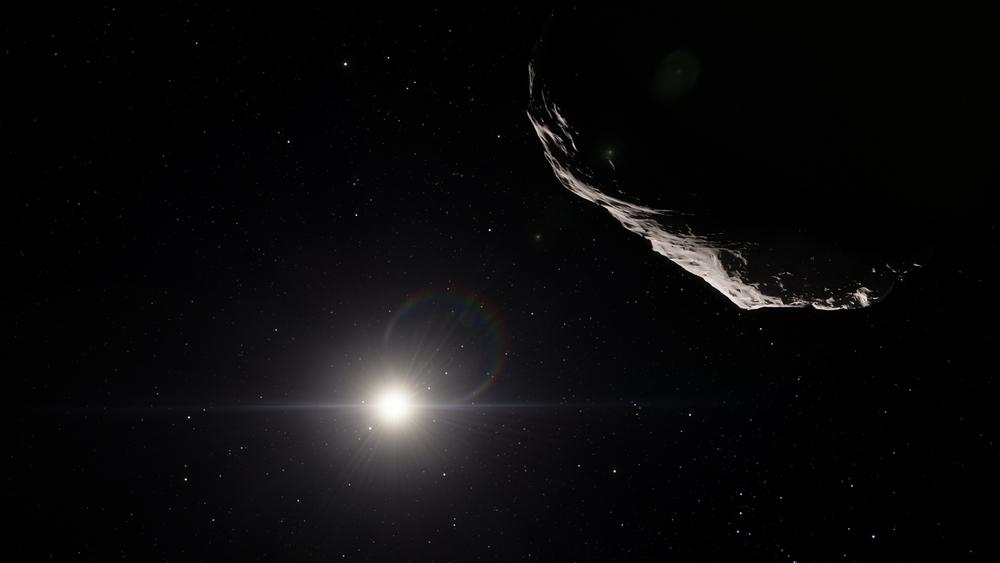 Астероид пролетит мимо Земли перед католическим Рождеством: NASA