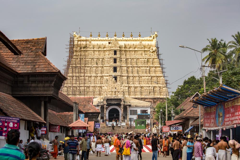 Храм Падманабхасвами: дверь, закрытая на 4 тысячи лет - Вокруг Света