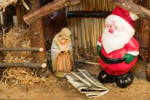 Явление Санта-Клауса: 20 % британцев не знают, что празднуют в Рождество