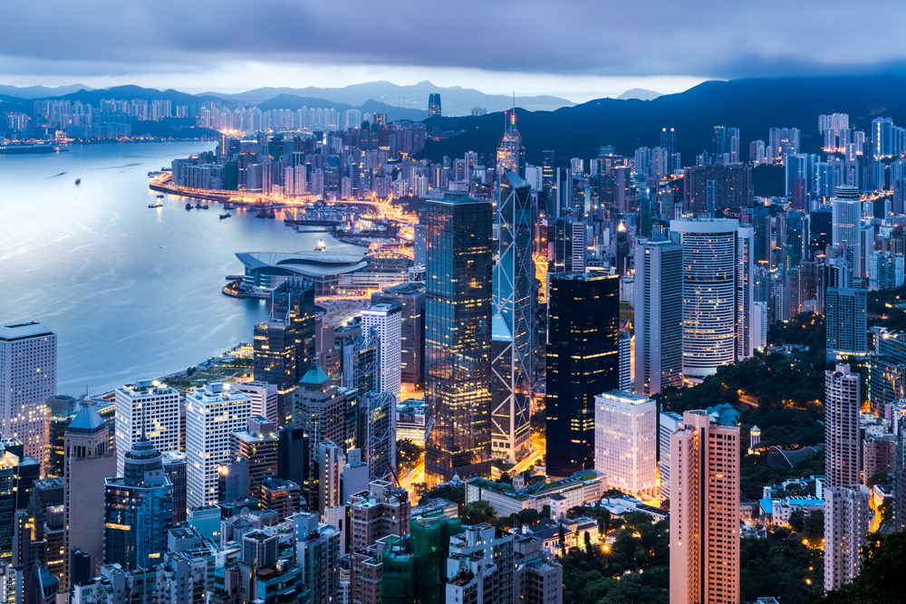 Гонконг назвали лучшим местом для жизни.Вокруг Света. Украина