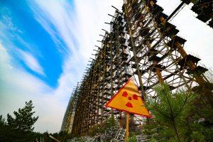 Популярность Чернобыля у туристов увеличилась в десятки раз