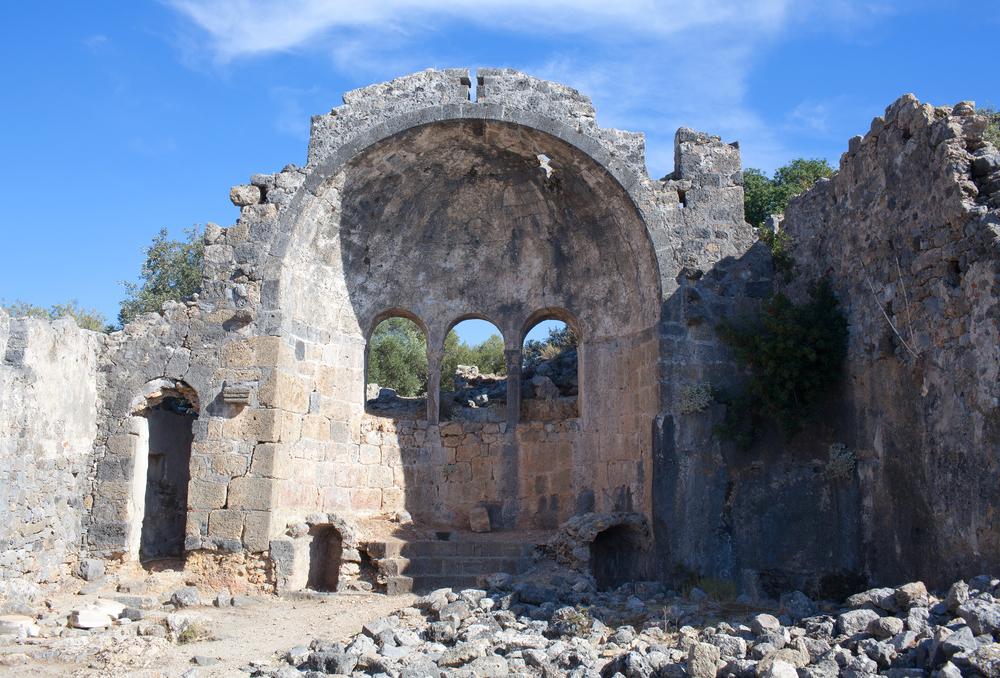 Турецкий остров Гемилер – первая резиденция Святого Николая