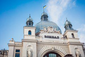 В Украине начал курсировать поезд Львов – Перемышль