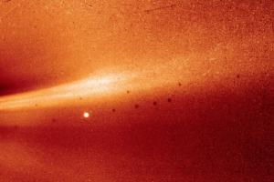 НАСА показало фото атмосферы Солнца