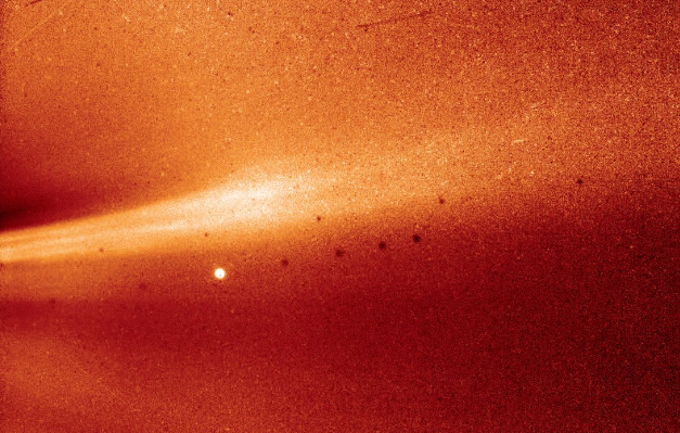 НАСА показало фото атмосферы Солнца.Вокруг Света. Украина