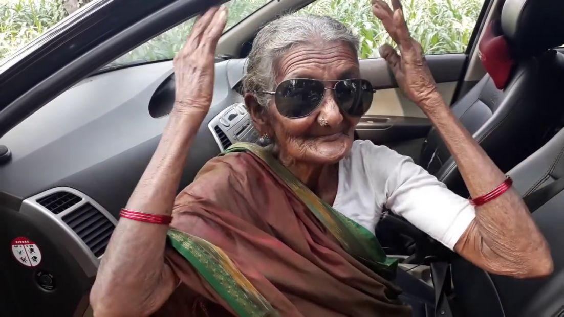 А Индии умерла самая старая блоггер на YouTube