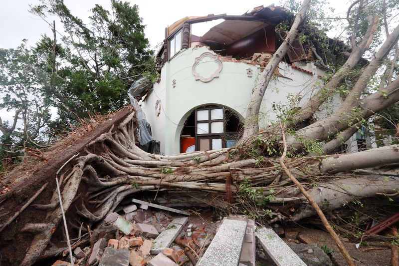 На Кубу обрушился сильнейший торнадо за последние 80 лет