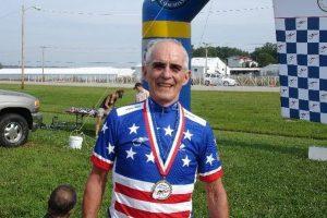 90-летний велогонщик попался на допинге