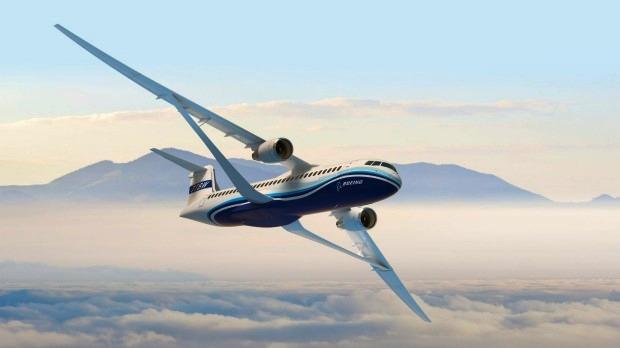 Boeing совместно с NASA разработал дизайн сверхбыстрого пассажирского самолета