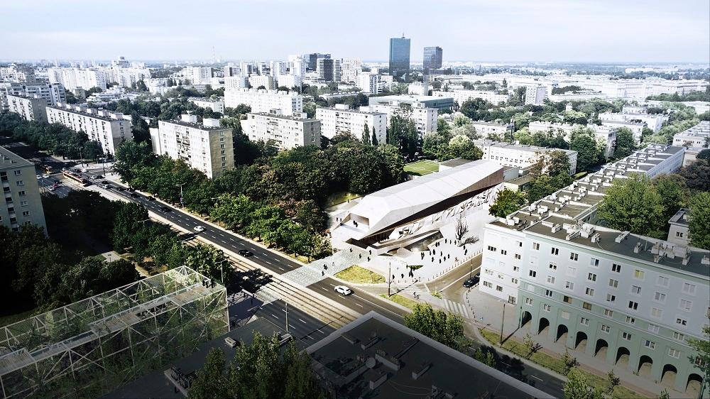 В Варшаве на месте легендарной тюрьмы создадут музей антифашизма