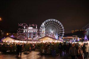 Где отпраздновать Рождество в Киеве