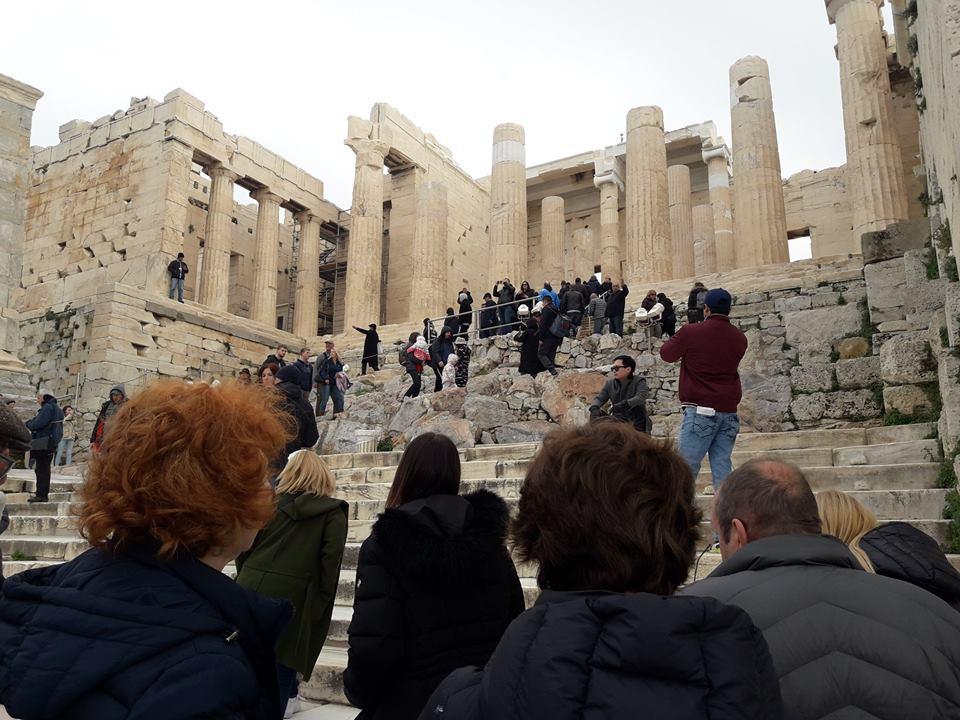 Афины зимой Греция зимой Большое греческое путешествие: три дня в зимних Афинах 49346089 2187815004603444 2532662748966289408 n