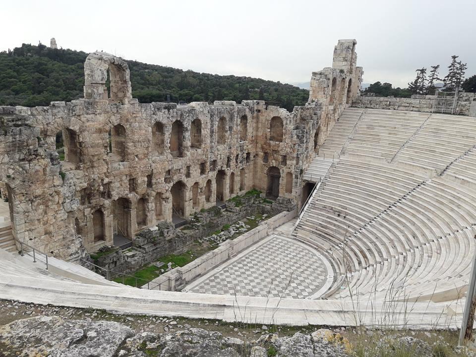 Афины зимой Греция зимой Большое греческое путешествие: три дня в зимних Афинах 49726478 2187814604603484 8956772662193946624 n