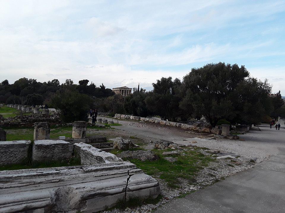 Афины зимой Греция зимой Большое греческое путешествие: три дня в зимних Афинах 49864769 2187822104602734 9221195918659813376 n