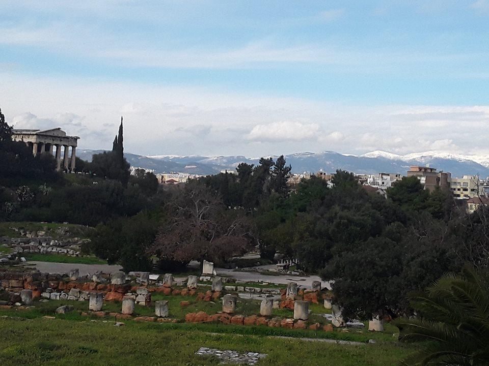 Афины зимой Греция зимой Большое греческое путешествие: три дня в зимних Афинах 49897622 2187823104602634 1068449135801139200 n